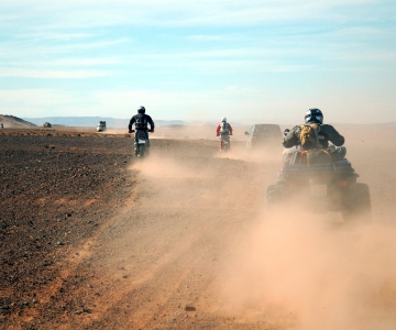 Off Road In Morocco